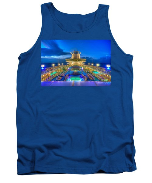 Royal Carribean Cruise Ship  Tank Top