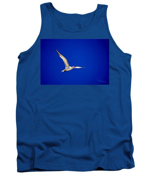 Royal Tern 2 Tank Top