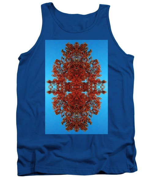 Tank Top featuring the photograph Rust And Sky 4 - Abstract Art Photo by Marianne Dow