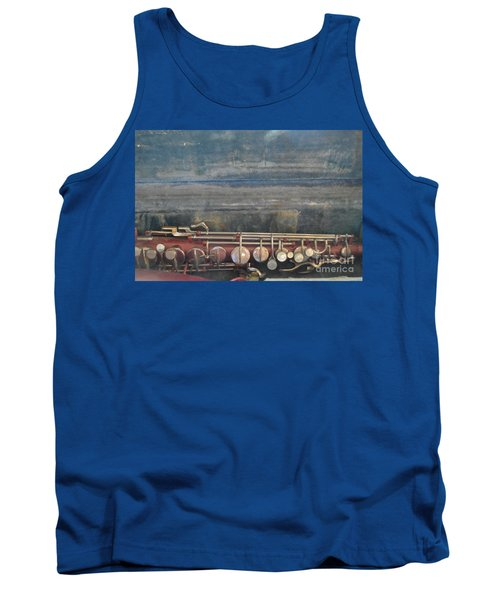 Tank Top featuring the photograph Safe Sax In Vegas by Brian Boyle