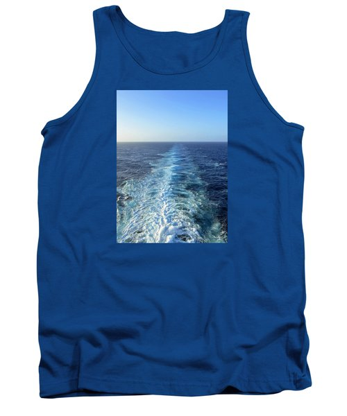 Sailing Away Tank Top