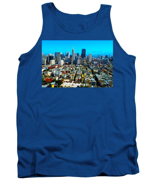 San Fran Colors Tank Top