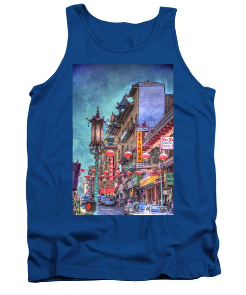 San Francisco Chinatown Tank Top