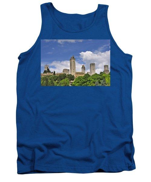 San Gimignano Tank Top