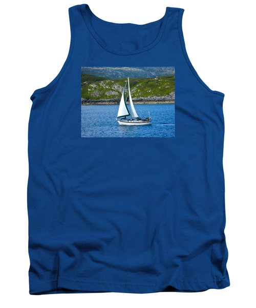 Scottish Sails Tank Top