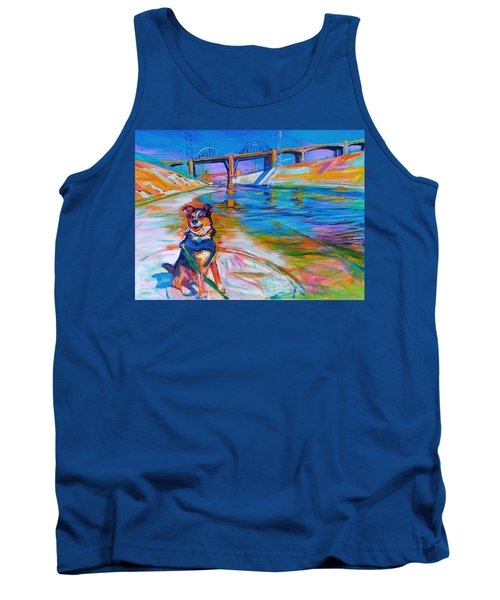 Scout The River Guard Tank Top