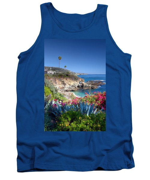Sea Arch At Montage Resort Tank Top