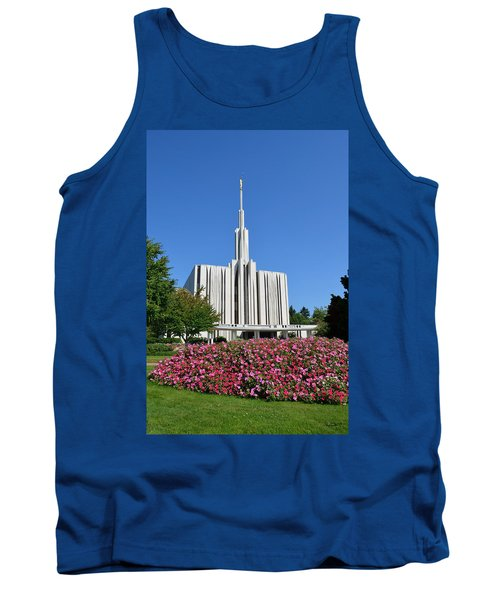 Seattle Temple Tank Top