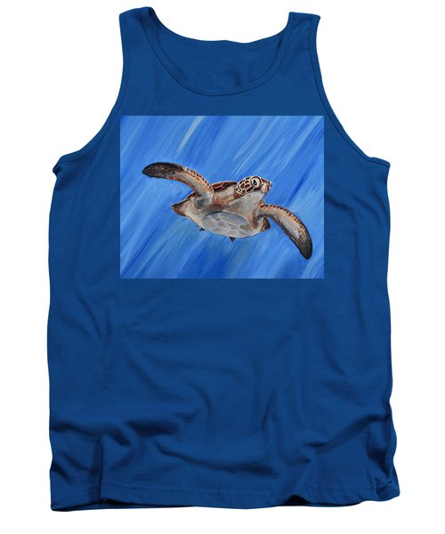 Seaturtle Tank Top