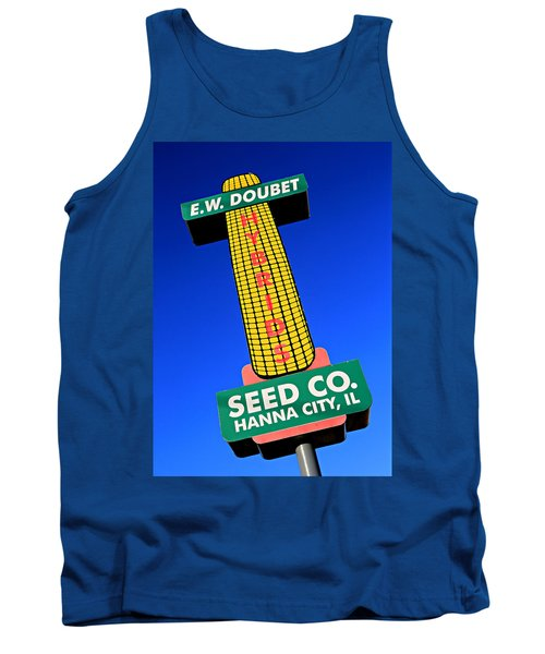 Seed Company Sign 1.4 Tank Top