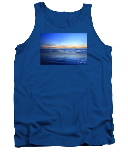 Tank Top featuring the photograph Rocks In Surf Carlsbad by John F Tsumas