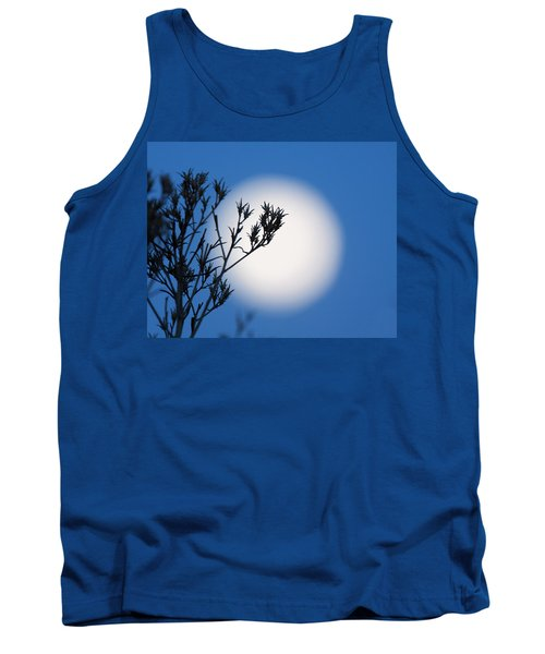 Tank Top featuring the photograph Silver Sage by Jim Garrison