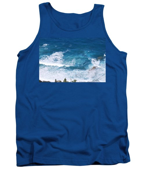 Tank Top featuring the photograph Skotini 1 by George Katechis