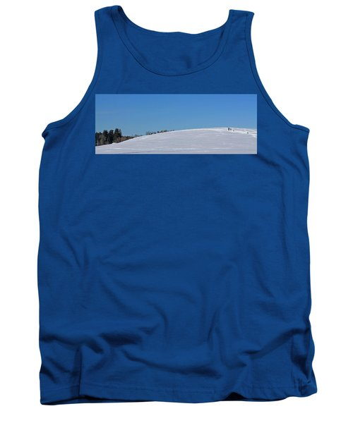 Dexter Drumlin Hill Sledding Tank Top