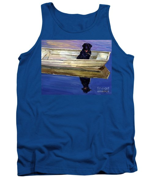 Slow Boat Tank Top