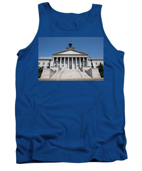 South Carolina State Capital Building Tank Top