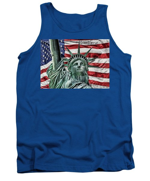 Spirit Of Freedom Tank Top
