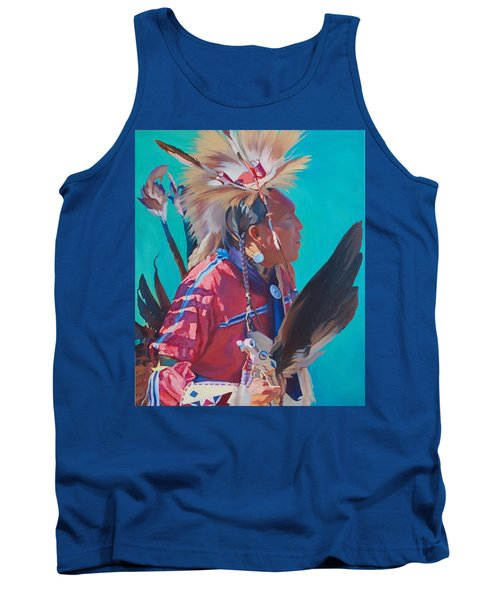Spirit Of The Dance Tank Top