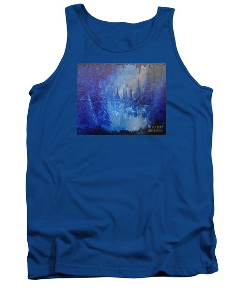 Spirit Pond Tank Top by Jacqueline Athmann