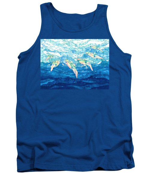 Squid Ballet Tank Top
