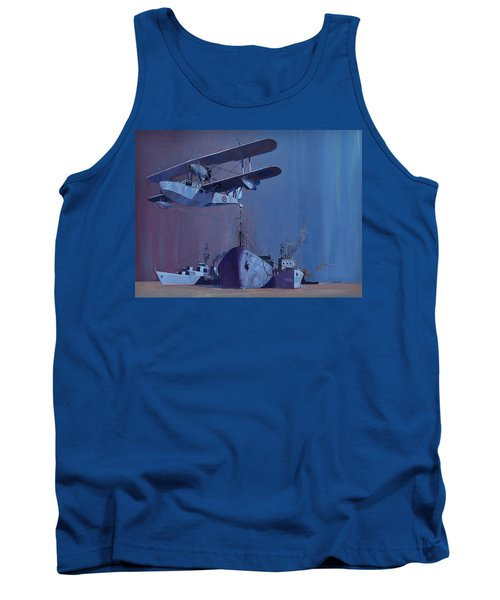 Ss Ohio Tank Top