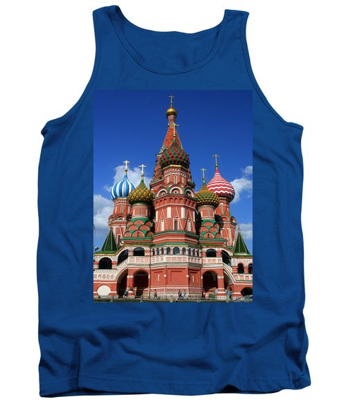 St. Basil's Cathedral Tank Top