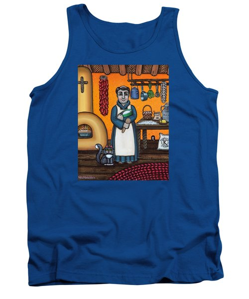 St. Pascual Making Bread Tank Top