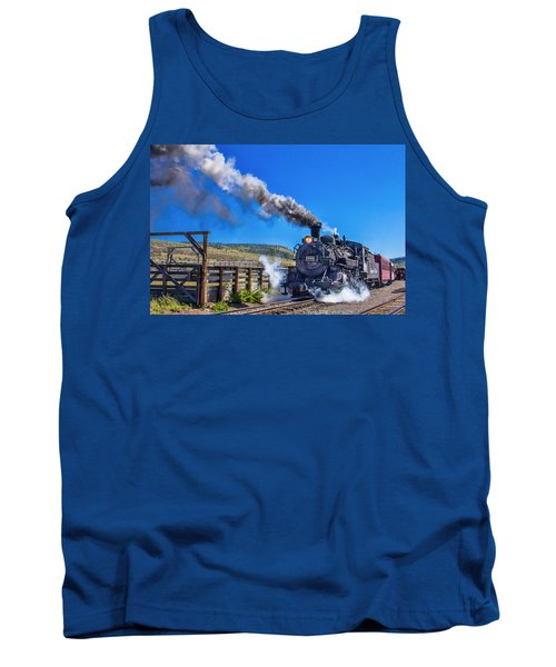 Steam Engine Relic Tank Top