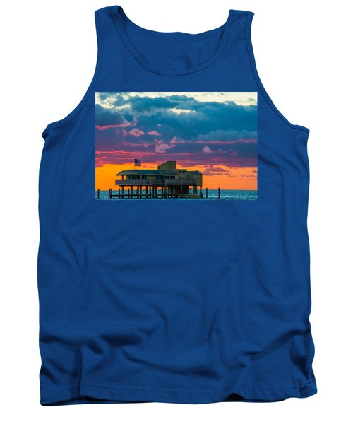 Stiltsville Tank Top