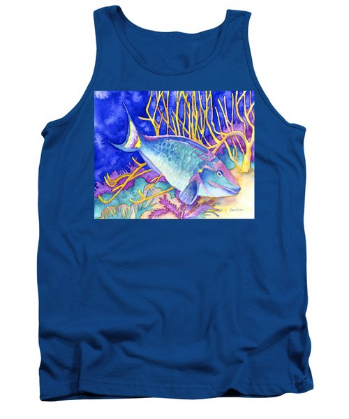 Stoplight Parrotfish Tank Top