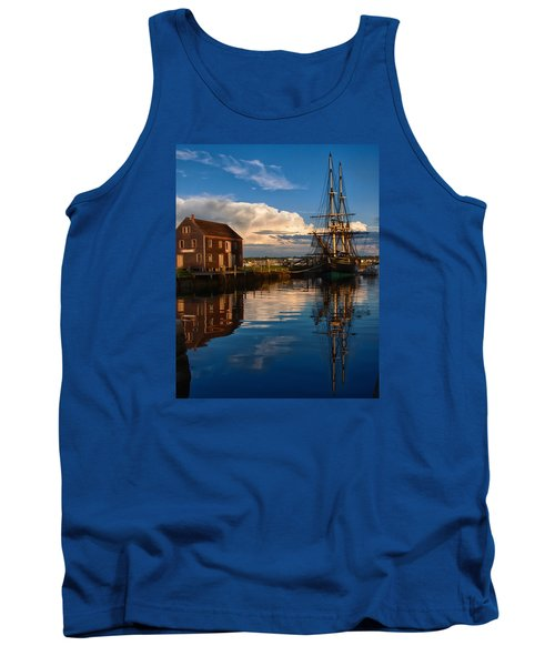 Storm Clearing Friendship Tank Top by Jeff Folger