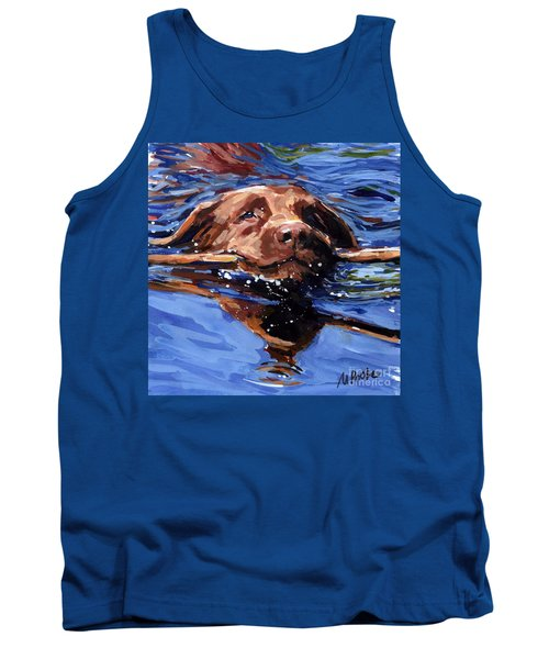 Strong Swimmer Tank Top