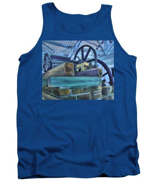 Sugar Mill Gizmo Tank Top