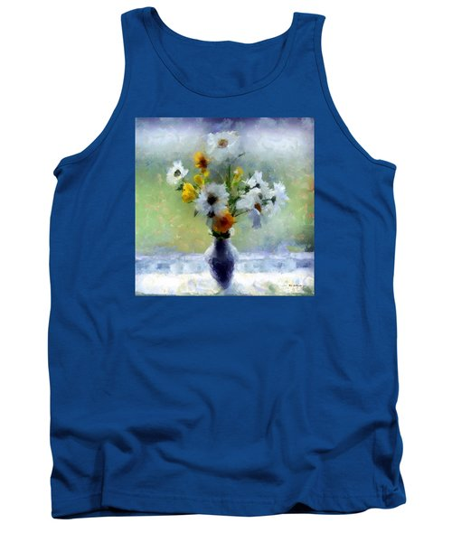 Summerstorm Still Life Tank Top
