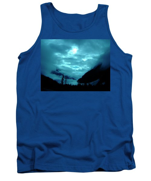 Tank Top featuring the photograph Sunday Morning by Jeremy Rhoades