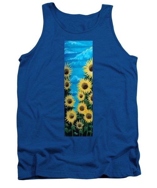 Sunflower Fun Tank Top
