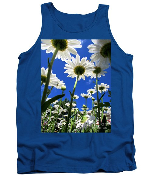 Sunny Side Up Tank Top by Pamela Clements