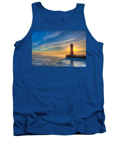 Sunrise Pierhead Tank Top
