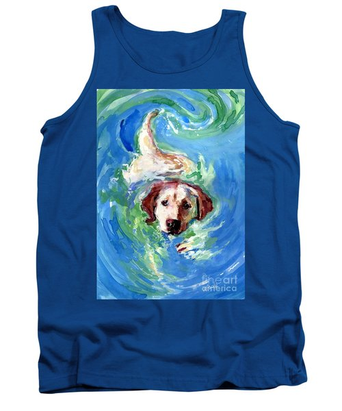 Swirl Pool Tank Top