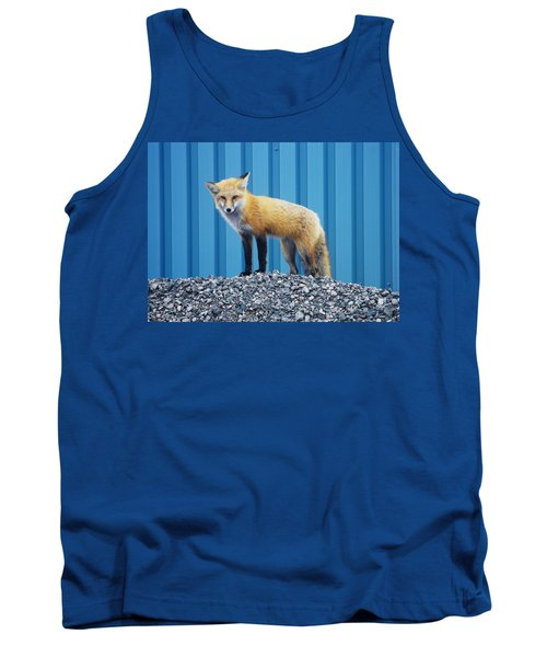 Tank Top featuring the photograph Sydney Fox by Jason Lees