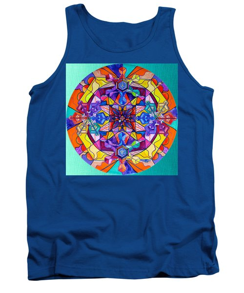 Synchronicity Tank Top