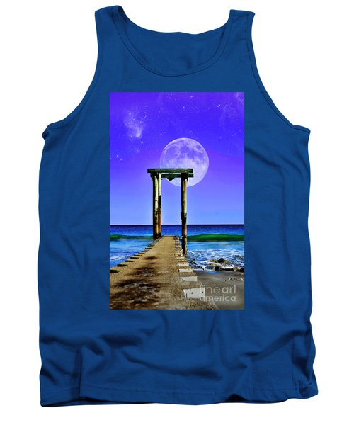 Temple Of The Atlantic Tank Top