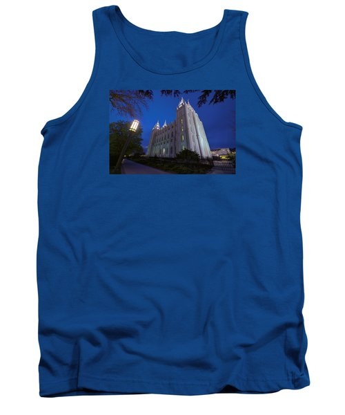 Temple Perspective Tank Top