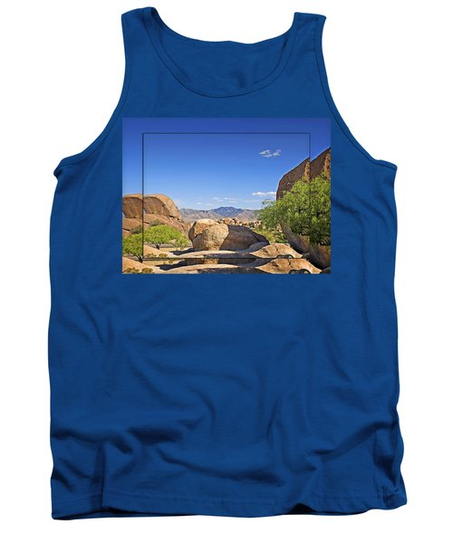 Texas Canyon 2 Tank Top