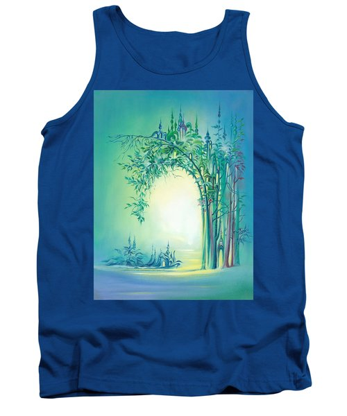 The Boundary Bush Tank Top