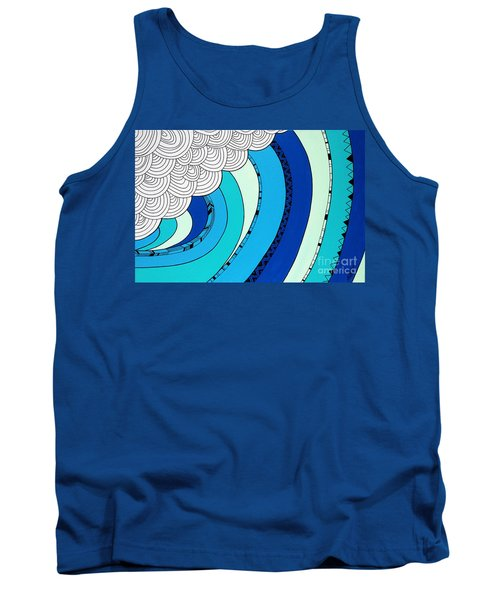 The Curl Tank Top