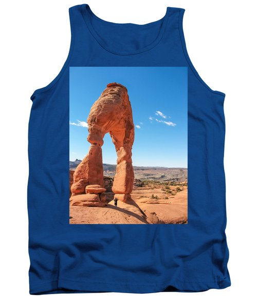The Delicate Arch Tank Top