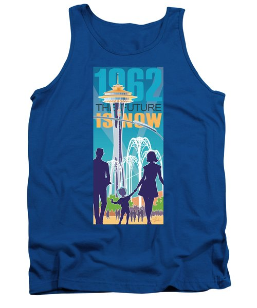 The Future Is Now - Daytime Tank Top