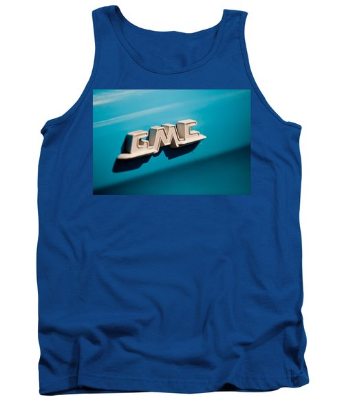 The Gmc Tank Top by Melinda Ledsome