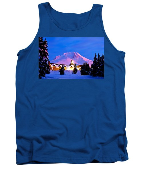 The Last Sunrise Tank Top